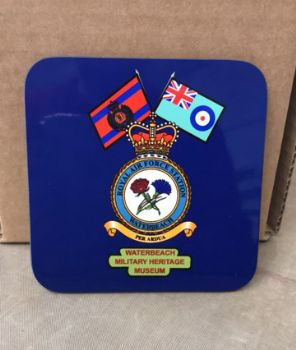 WATERBEACH MUSEUM COASTERS